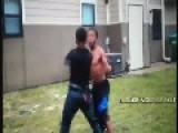 2 Armless Dudes Catch A Fade! Full Fight Version