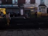 2 Chavs Fighting On New Years Eve In Erdington, Birmingham
