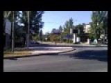 NATO Video Evidence Of Invisible Russian Invasion Tank In Donetsk Repubic