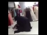 2 Pious Muslimahs Fighting Over A Dress