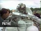 Jet Man 1966 - Incredible Early Jet Pack Demonstration
