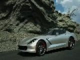 2014 Chevy Corvette C7 Animation