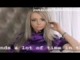 21-year-old Ukrainian Valeria Lukyanova Undergoes Surgery To Become Real-life Barbie Doll