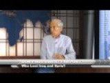 Who Lost Iraq And Syria? Former Senator Ron Pauls Speaks