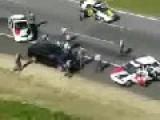 Brazil Police Pursuit