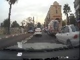 Road Rage In Haifa