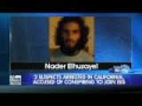 2 Arrested In Calif Accused Of Conspiring To Join ISIS - Breaking News 5 22 2015