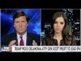 Tucker Carlson Vs. Liberal Over Trump Being Time's 'Person Of The Year'