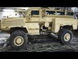 How To Load Big Armored Vehicle Into Plane - US MRAPs In C-17