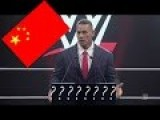 Desperate? John Cena Helping US Economy By Speaking Chinese