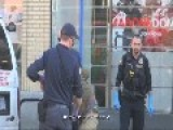 CHIERS Workers Torture Man, Police Officer Watches And Does Nothing Filmed By Joe Anybody