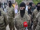 23.06. Battalion Azov Sent To The East To Defend The Motherland | Ukraine War 2014