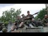 Donetsk. The Men Motorolla In The Battle For The Airport