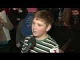 """""""Screw Our President"""" Says Boy After Starting Fire To Protest Trump"""