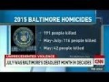 Baltimore Seeks For Fed Help