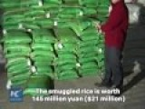 29,000 Tons Of Rice Smuggled From Vietnam To China