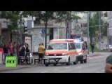 24.07.2016 - Germany: 1 Killed, 2 Injured In Machete Attack In Reutlingen