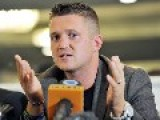 Former EDL Member Tommy Robinson Jailed For 18 Months