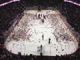 25,000 Bears Fly At Teddy Bear Toss