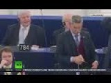 'Turks Are Barbaric & Dirty' Greek MEP Kicked Out For Insults