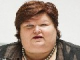 20-stone Belgian Minister For Public Health Is Accused Of Being Too Big To Be 'credible' - But Hits Back Saying 'it's