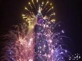 2014 Taiwan Taipei 101 Fireworks
