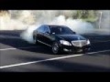 2007 Mercedes S600 Burnout With Renntech & Carlsson Upgrades By GMP Performance