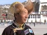 People In Tibet Celebrate On Serfs' Emancipation Day