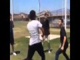 Bully Gets A Quick Knockout After Calling Asian Kid Little D*ck