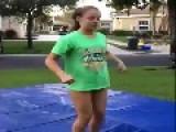 TBT Epic Backflip Fail