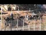 Migrants Trapped For Hours On Spanish Border Fence