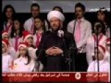 2012 Only In Syria - Grand Mufti Ahmad Hassoun Leads A Christmas Mass 2012