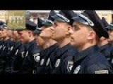 2,000 Western Trained New Police Officers Begin Enforce Law In Ukraine