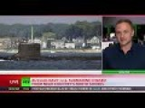 US Submarine 'pushed Out' Of Border Waters - Russian Navy