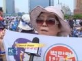 2,000 Protest Against US THAAD In South Korea