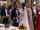 Sweden's Prince Carl Philip Weds Former Reality TV Star And Model