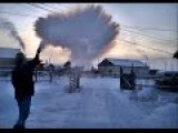 -56°C -69°F From Yakutsk To Oymyakon In Winter - THE MOVIE HD 2015