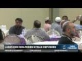 C.A.I.R. Hosts Welcome Lunch For The New Syrian Refugees Who Have Settled In St. Louis