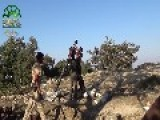 Syria - Islamic Front Target Assad Army Near Latakia