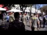In Odessa Ugly Ultra-Nationalionist Threaten Pro-EU Government 13 Sept 2015