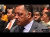 Jesse Jackson Speaks On Michael Brown Case
