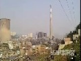 240 Meter Tall Chimney Taken Down