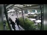 Weird Car Crash In Chile