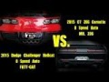 2 Dodge Hellcats TROLL Z06 Corvette Stingray