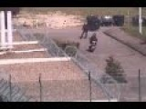 2 Guys On Moped Vs French Prison Guards