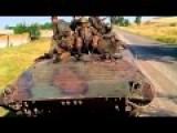 Replenishment Of Volunteers Ukrainian Army In The Area Of ATO