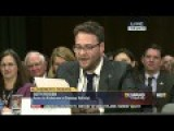 Seth Rogen Opening Statement C-SPAN