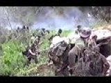 Insane Heavy Intense Fighting Between Croatian And Serbian Army During Operation Una In The Bosnian War 1995