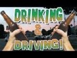 Drinking And Driving For Getting Ripped