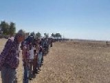 30 Km Human Belt To Protect Kobani From ISIS And Turkey